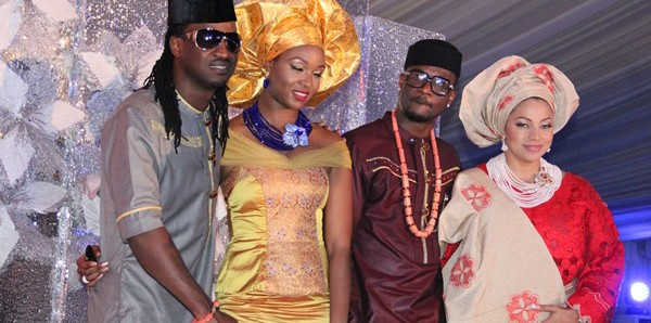 peter-okoye-weds-lola-omotayo-paul-okoye-with-fiancee-anita